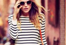 J'Adore Nautical Stripes / by Vesper Fawkes