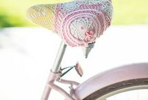 I want to ride my bicycle / Pretty bicycles and bicycle themed things. / by Claireabellemakes
