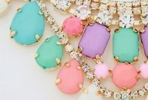 Jewels! / by Lillie Dixon