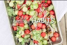 Healthy Habits / Healthy recipes & food / by Blowfish Shoes