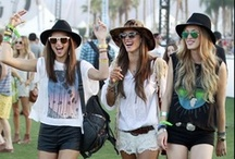 ♫ Summer Festivals ♫ / L'estate è anche #concerti e vita all'aria aperta! Enjoy ☼ ♬ #festival / by Zalando Italia