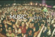 Music Matters / Some of our favorite artists, bands, albums and song! / by Blowfish Shoes