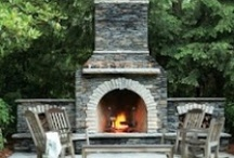 Fireplaces / by Lisa Bouchard