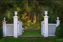 Garden Gates / by Lisa Bouchard
