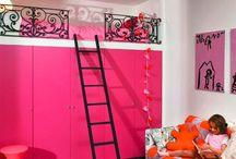 Girls Room / by Jamie Devereaux
