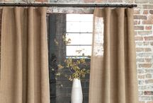 curtain ideas. / by angelalorraine.