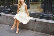 Little White Dress / by Lillie Dixon
