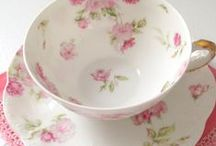Tea Time / Tea time, vintage tea cups and more