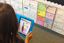 IPAD ACTIVITIES / Technology integration activities for elementary classrooms using iPads - from single iPad classrooms to 1:1 and everything in between!