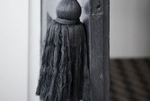 Tassels / Tassel DIYs, projects and ideas