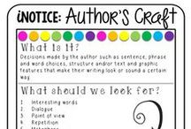 WRITING / Writing activities, resources, prompts, tips, strategies, and lessons for writing workshop.
