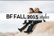 BF Fall 2015 Styles / Blowfish Shoes Fall 2015 styles. Including Boots, Booties, Wedges, Heels, Flats, Casual Shoes & Lifestyle images / by Blowfish Shoes