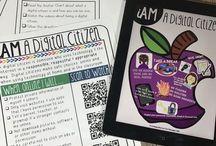 DIGITAL CITIZENSHIP / digital citizenship lessons, digital citizenship lesson plans, digital citizenship activities, digital citizenship tips, digital citizenship videos, digital citizenship posters, digital citizenship elementary, digital citizenship high school ideas.