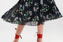 Zalando ♥ Gonne a pieghe / Le gonne a pieghe sono un must have che non possono mancare nel votro guardaroba per questa estate. Maxi, media lunghezza o lunghe, scegli quella che si addice di piu al tuo stile.