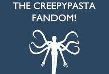 Horror- und Creepypastazeugs