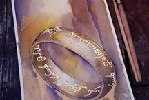 Lord Of The Rings i Hobbit / Lord Of The Rings and Hobbit. Art