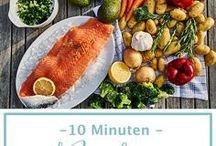 Mittagessen & Abendessen für Kleinkinder & Kinder / Hier findet ihr gesunde und einfache Rezepte für das Mittag- und Abendessen mit euren Kindern. Noch mehr simple Familienrezepte haben wir für dich auf unserem Blog: mampfbar.de