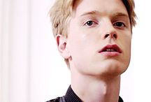 Freddie Fox bc you're gay for that