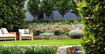 Zahradní inspirace / Zahrada je prostor, který má sloužit pro odpočinek a odreagování se. Využijte ho na maximum a vytvořte si zahradu podle vašich představ. Stojí to za to.