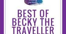 Best of Becky the Traveller / All my travel guides, itineraries, tips and photos from my world travels. Female Solo Traveller. Adventure travel & hiking. Trips from Iceland, Hungary, Belize, New Zealand, Japan, Nepal, Tanzania, Morocco, Australia, UK. All National Parks UK inc Lake District, Peak District, Brecon Beacons, Pembrokeshire Coast. The Broads, Snowdonia. Travel | Blogger | Travel Tips | Travel Quotes | Travel Itineraries | Inspiration | Hiking | Trekking | Adventures | Mountains | Backpacker | Adventure | #travel