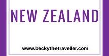 New Zealand travel ideas & inspiration / Top tips for travelling around New Zealand.  Travel itineraries, things to do and see whilst you're in New Zealand.   North Island and South Island. Destinations include Auckland, Wellington, Kaikoura, Christchurch, Abel Tasman Coast Track and more.  Plenty of tips for those who love hiking and walking around this beautiful country.