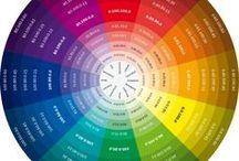 Farben - Colours / Farben verleihen dem Logo eine besondere Wirkung. Hier sammeln wir Farben und Farbpaletten.   Colors give the logo a special effect. Here we collect colors and color palettes.