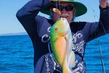 Yamba Fishing and Charters / Come on board Yamba Fishing and Charters, we'll take you on an experience of a lifetime!!