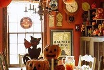 Happy Halloween  / Idee e ricette per la festa più paurosa dell'anno!