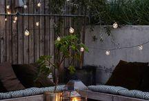 Outdoor ideas / Balconi da arredare e da vivere!