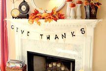 A perfect Thanksgiving Day  / Idee e ricette per un perfetto giorno del Ringraziamento... Anche in Italia!