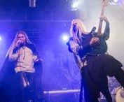 2017 Bologna / Twilight Force performing live at Zona Roveri in Bologna, Italy on October 29th, 2017