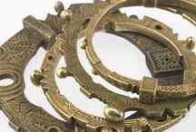 Metal Clay Jewelry / Begun as clay, transformed by heat... metal jewelry to wear.
