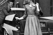 50s classic fashion (1950-1959) / 50s is my all time favorite fashion.