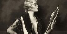 The roaring 20s / Jazz age, art deco, flapper and everything from the roaring 20s through 30s.