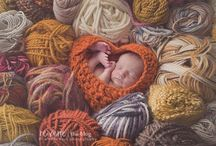 YARN AND NEEDLES / All beautiful things that are either knitted or crocheted.  I think I got a bit carried away on this board!   / by Denise Wade