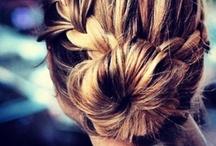 hairstyles / by Olivia Schmidt