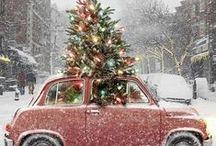 "<3 Christmas / ""Let's be naughty and save Santa the trip."" -Gary Allan  / by Kimberly Berard"