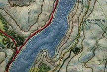 Maps / by Dewey Cabe
