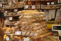 Breads & Rolls / by Denise Wade