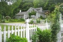 Beautiful N.E. Houses / by Joy Comeau