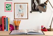 Dorm Life / Everything you need to make your home away from home, feel more like home.