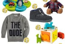 Boy / Children items, specifically little dudes.  / by Jessica Roussel