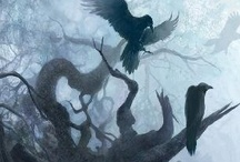 A Murder of Crows / by Joy Comeau