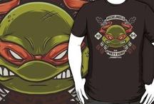 TMNT T-Shirts