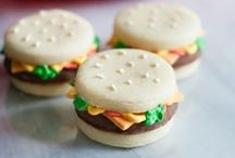 "<3 Cookies / ""Me want cookie."" -Cookie Monster / by Kimberly Berard"