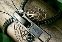 Steampunk / Steampunk style in clothing, accessories, home decor and design, etc.