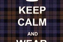 Scottish Heritage / A salute to my MacLachlan heritage! / by Jan Everman