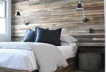 bedroom space / by < c h r ! s y >