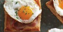 Yummy breakfast/brunch