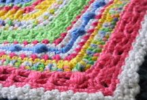 Crochet/Knit Blankets and Afghans  / by Denise Wade